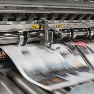 Ofseto ir skaitmenos spauda